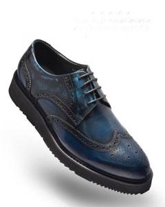 Antonio Kenny Azul Zapatos