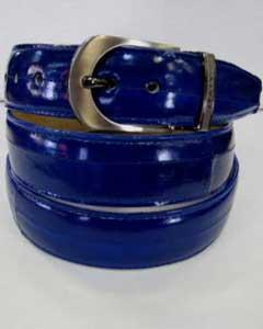 Azul Auténtico Anguila Cuero