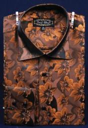 Flor Diseño Lujoso Poliéster
