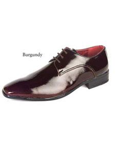 Borgoña vestir Zapatos