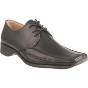 WER128 Zapatos de Cuero