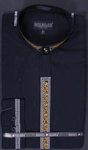 Lujoso Puntadas Bordado Collar