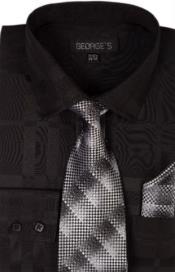 Geométrico Patrón Algodón Vestir