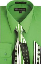 Verde Milán Moda Algodón