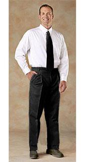 Camisa con Negro Corbata