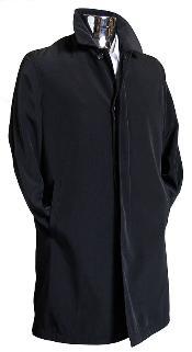 negro zanja abrigos