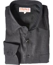 RM1821 Negro Lino Vestir