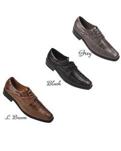 Cuero Formal Vestir Zapatos
