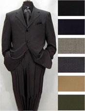 Negro 4 botones chaqueta