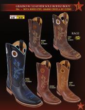 Único Rodeo occidental Botas