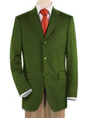 Verde Muesca Solapa 3