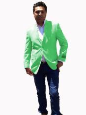 Verde Poliéster Mezcla Ventilado