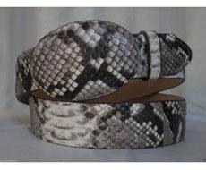 Serpiente Cuero Occidental Vaquero