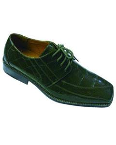 Faux Cuero Vestir Zapatos