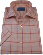los hombres Moda camisa