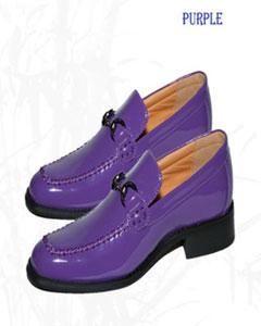 Cuero Vestir Mocasín Zapatos
