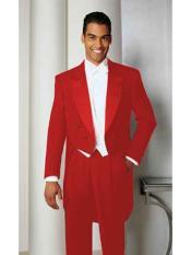 Rojo Basic Completo Vestir