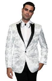 RM1789 Satín Brillante Blanco