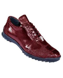 Avestruz Exótico Zapato
