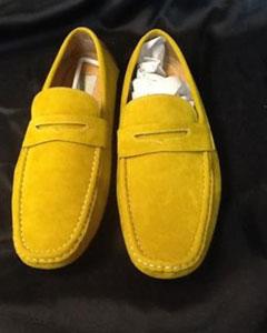 y Oro Oxford Mocasín