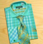 Verde Blanco Comprobar Diseño