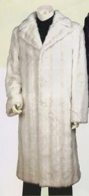BL326 Artificial Fur Coat