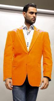 SKU*ONG7716 Naranja súper150 de Terciopelo Tela Deporte Capa