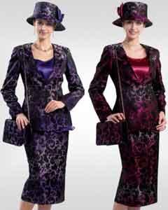 SKU*JX-30 ew la Frambuesa de Ocasión Especial de Lynda / 3 Juego de Vestido de Mujeres de Pedazo Purpúreo 139 dólares