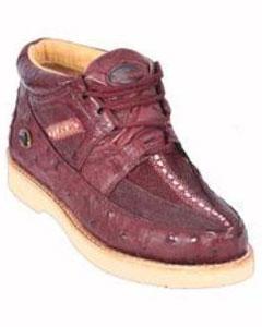 Avestruz y Mantarraya Zapatos