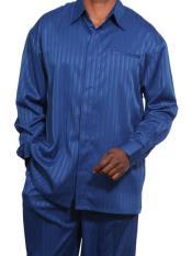 Pieza Real Azul Largo