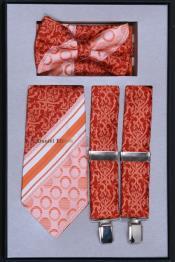Liga y corbata de