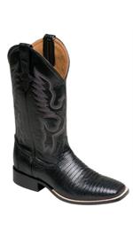 LA710 Botas Cowboy Lagarto