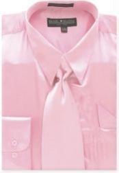 DS565 Hombres camiseta rosa