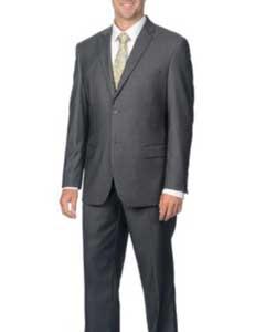 SKU*PN78 Oscuro Gris Esmoquin con Corbata Cónico Pierna Pantalón