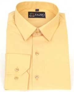 Camisa de Etiqueta Delgada