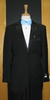 SKU * HJ347 de dos botones con ventilación cónicos Cut 100% Lana Piso Frente Tuxedo