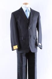 SKU*KA9008 Armada Dos Botón 5 Pieza Vestir Traje para Chicos