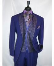Botón Púrpura color Muesca