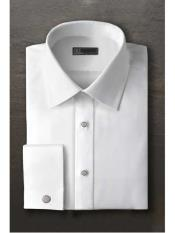 Blanco ACUESTATE Smoking Camisa