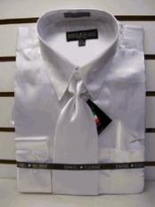 SKU * PH545 Camisa de raso vestido de Nueva Blanco Tie Combo camisas de los hombres de