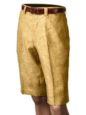 Verano Plano Frente Pantalones