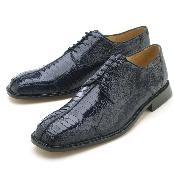 Auténtico Avestruz Pierna Armada Belvedere Zapatos